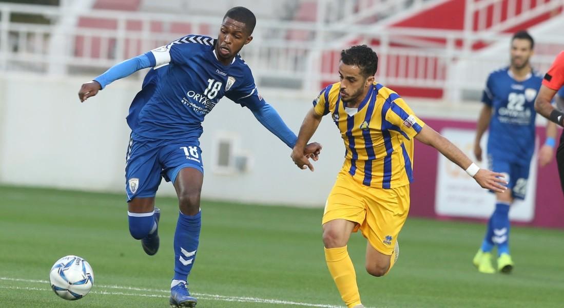 Al Gharafa adjudged QSL Cup semifinal winners instead of Al Kharaitiyat