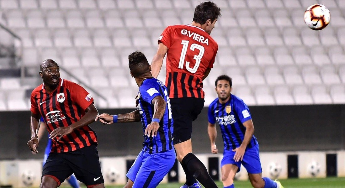 Al Rayyan draw 2-2 with Chinese club Jiangsu