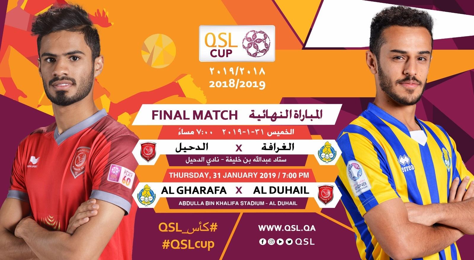 Will Al Gharafa stop Al Duhail in their tracks?