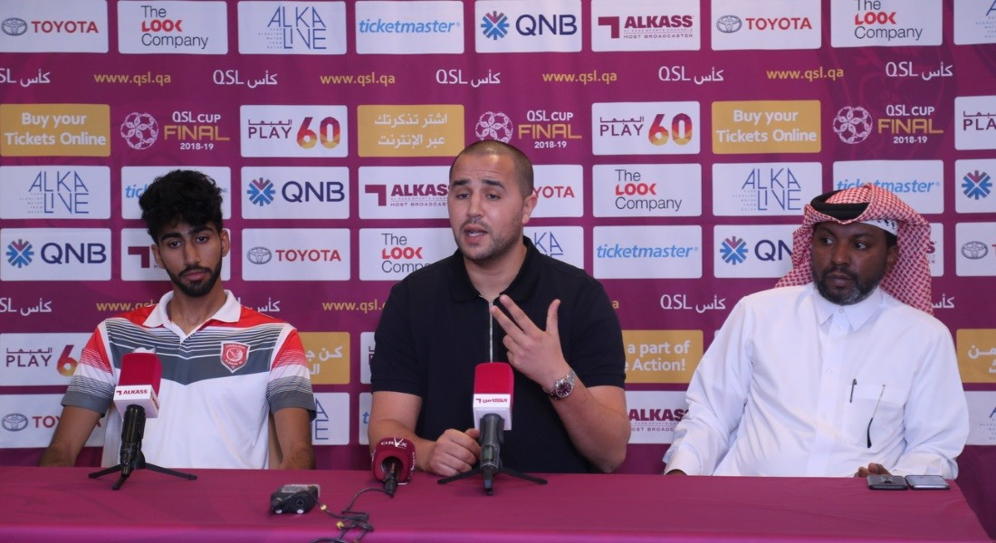 We're ready for the final: Al Duhail's U-23 coach Bougherra
