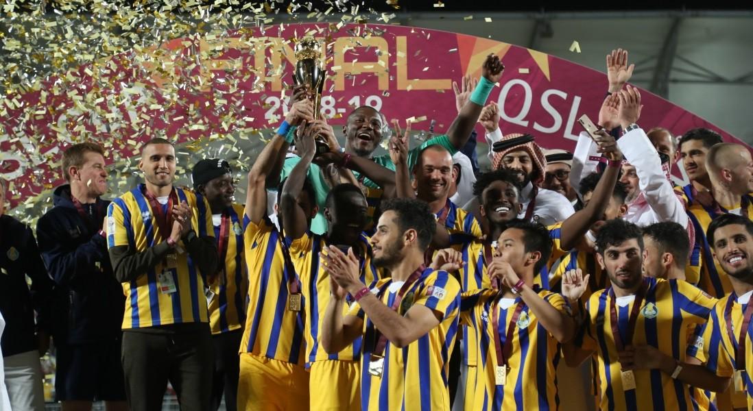 We deserved to win QSL Cup: Fahd Al Shammari