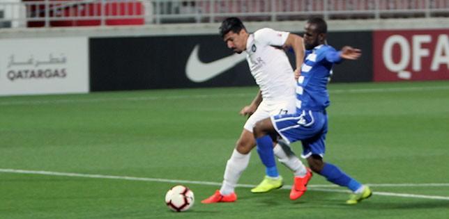 QatarGas League: Bounedjah hat-trick helps Al-Sadd to 5-3 win over Al-Khor