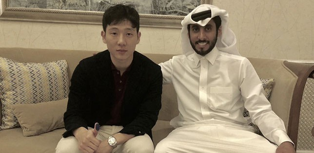 OFFICIAL: Al-Sadd sign Nam Tae-hee