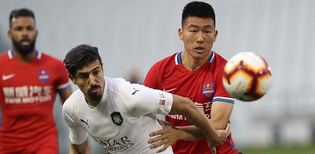 Al-Sadd lose 3-2 to Chongqing Lifan