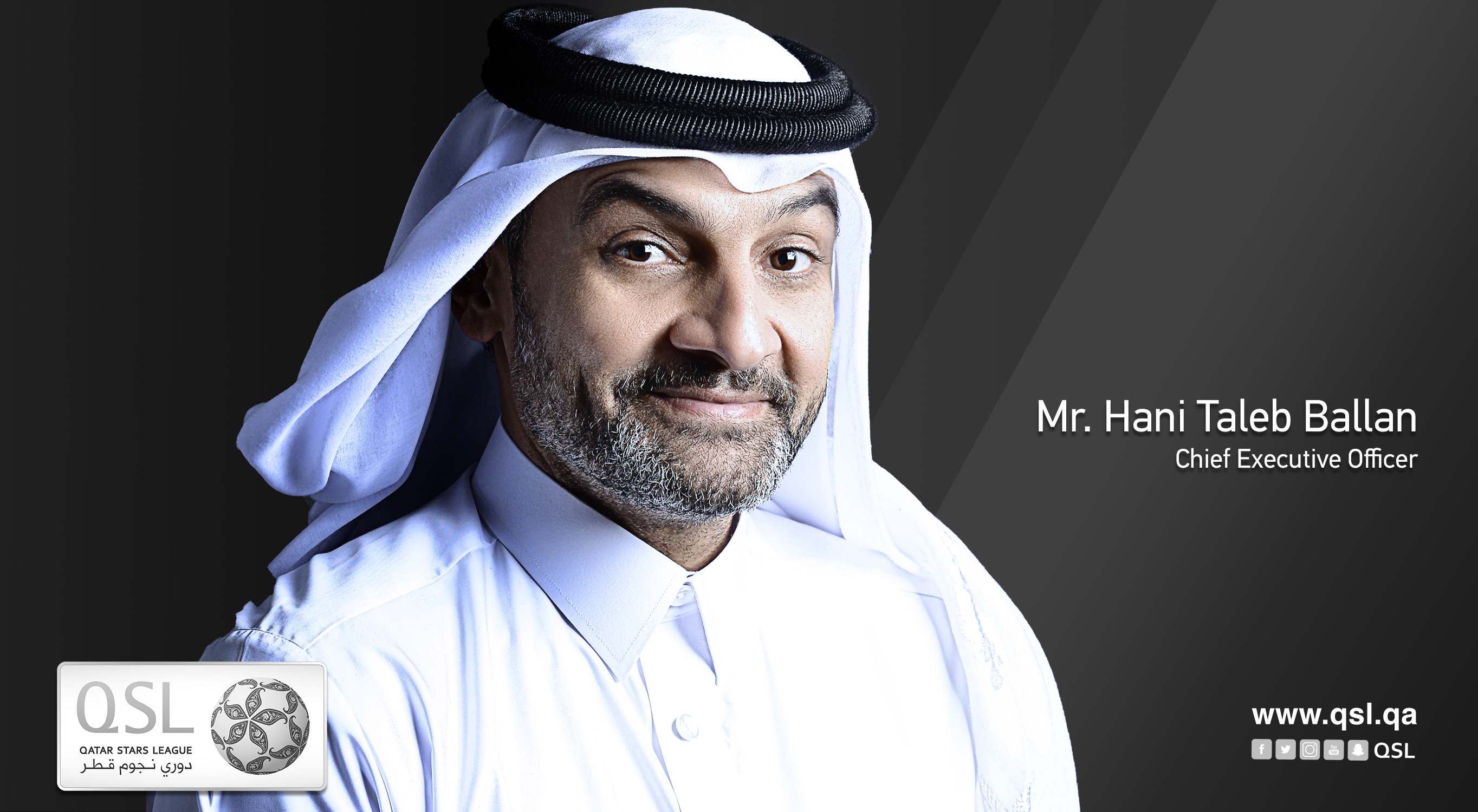 QSL CEO terms NSD a great opportunity to promote sports culture in the community