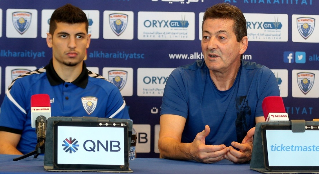 We'll play well against Al Ahli: Al Kharaitiyat fitness coach Badarudeen