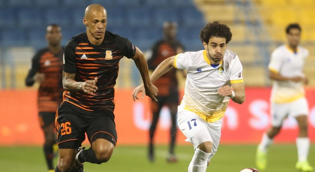 QNB Stars League Week 16 — Umm Salal 2 Al Gharafa 1