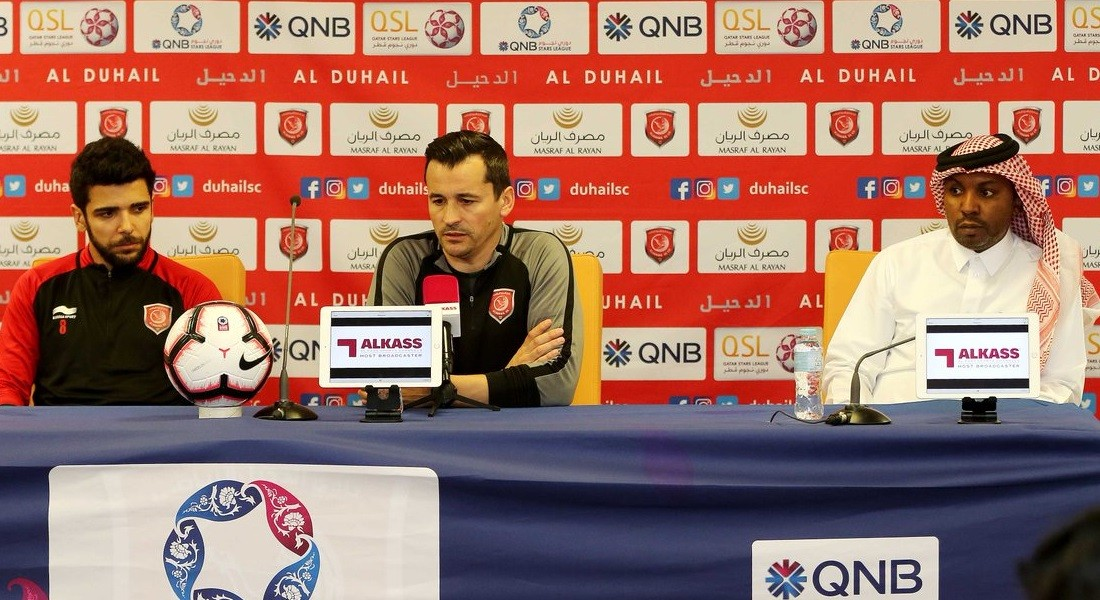 We are ready for this confrontation: Al Duhail coach Rui Faria