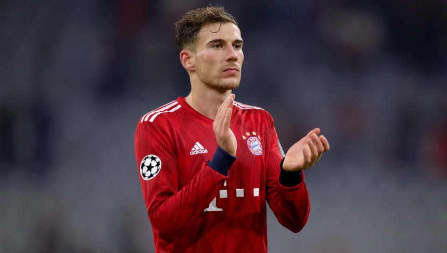 Bayern Star Leon Goretzka Named Bundesliga Player of the Month for January