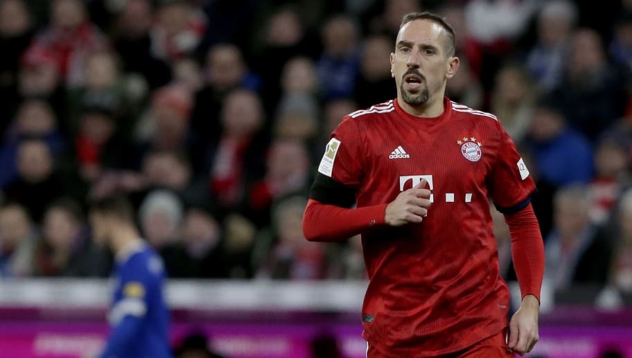 Franck Ribery Speaks Out on Bayern Future Ahead of Contract Expiry in the Summer