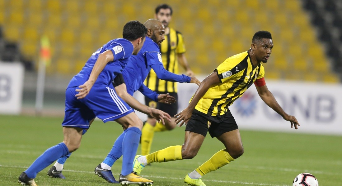 QNB Stars League Week 16 — Qatar SC 0 Al Shahania 0