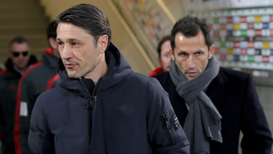 Niko Kovac Admits Bayern Munich Had 'Liverpool on Their Minds' During Narrow Derby Win