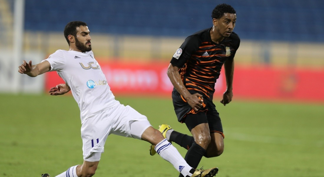 Abdulkarim Salem out of action for three months