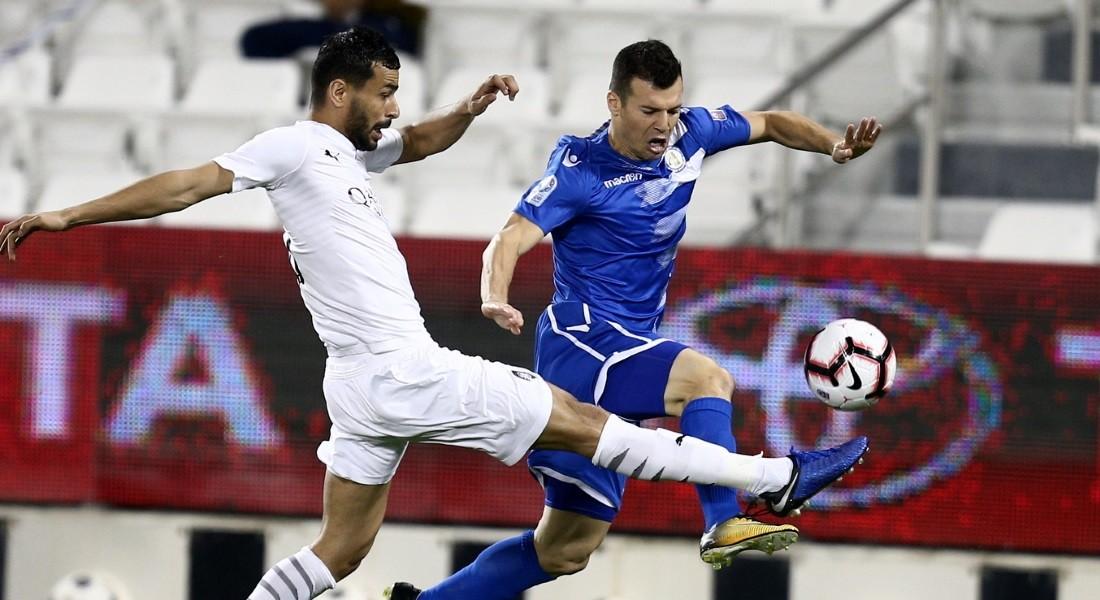 Boualem will miss this week's Qatar Clasico