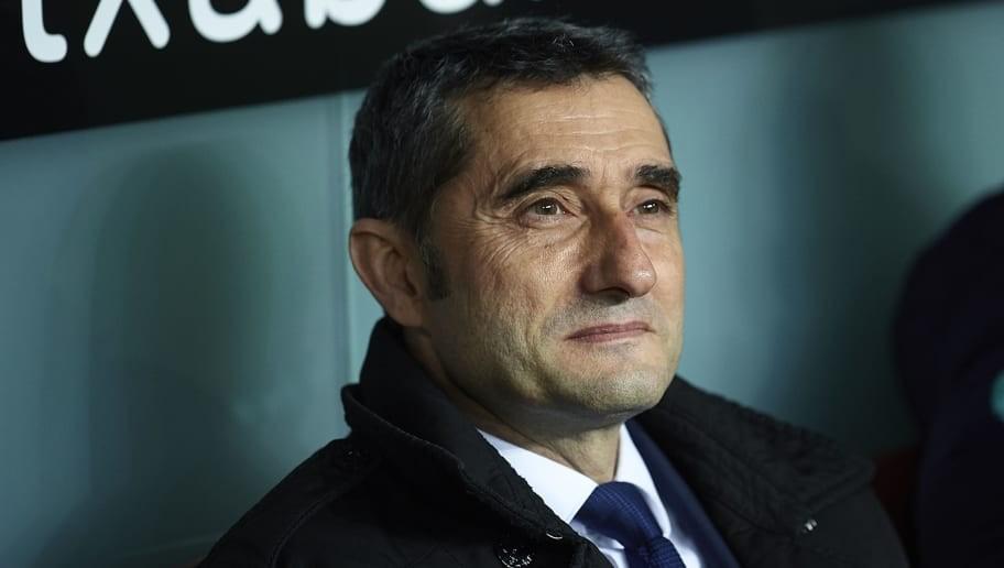 Lyon vs Barcelona: Ernesto Valverde's Best Available Blaugrana Lineup