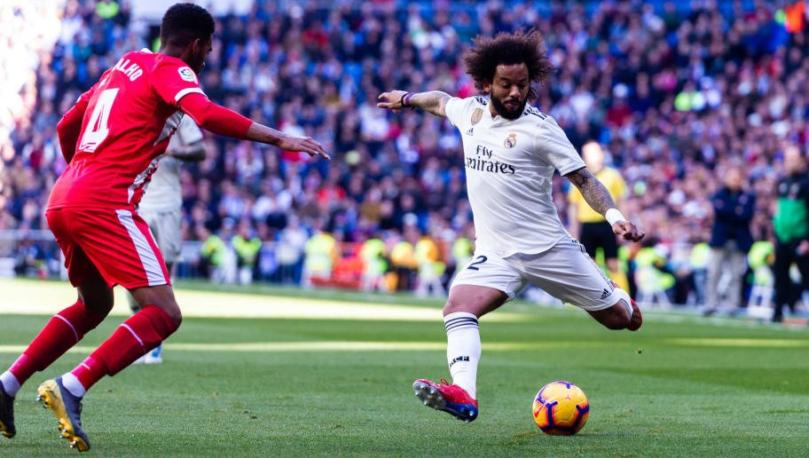 Marcelo Hits Back at Criticism From Real Madrid Fans After La Liga Defeat to Girona