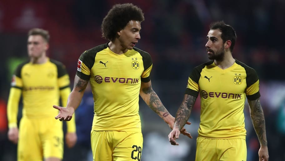 Borussia Dortmund: Why the Wheels Have Fallen Off Die Schwarzgelben's Bus This Season