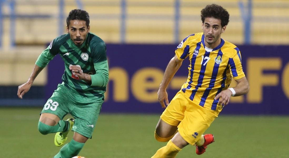 Al Gharafa go down fighting to Zobahan