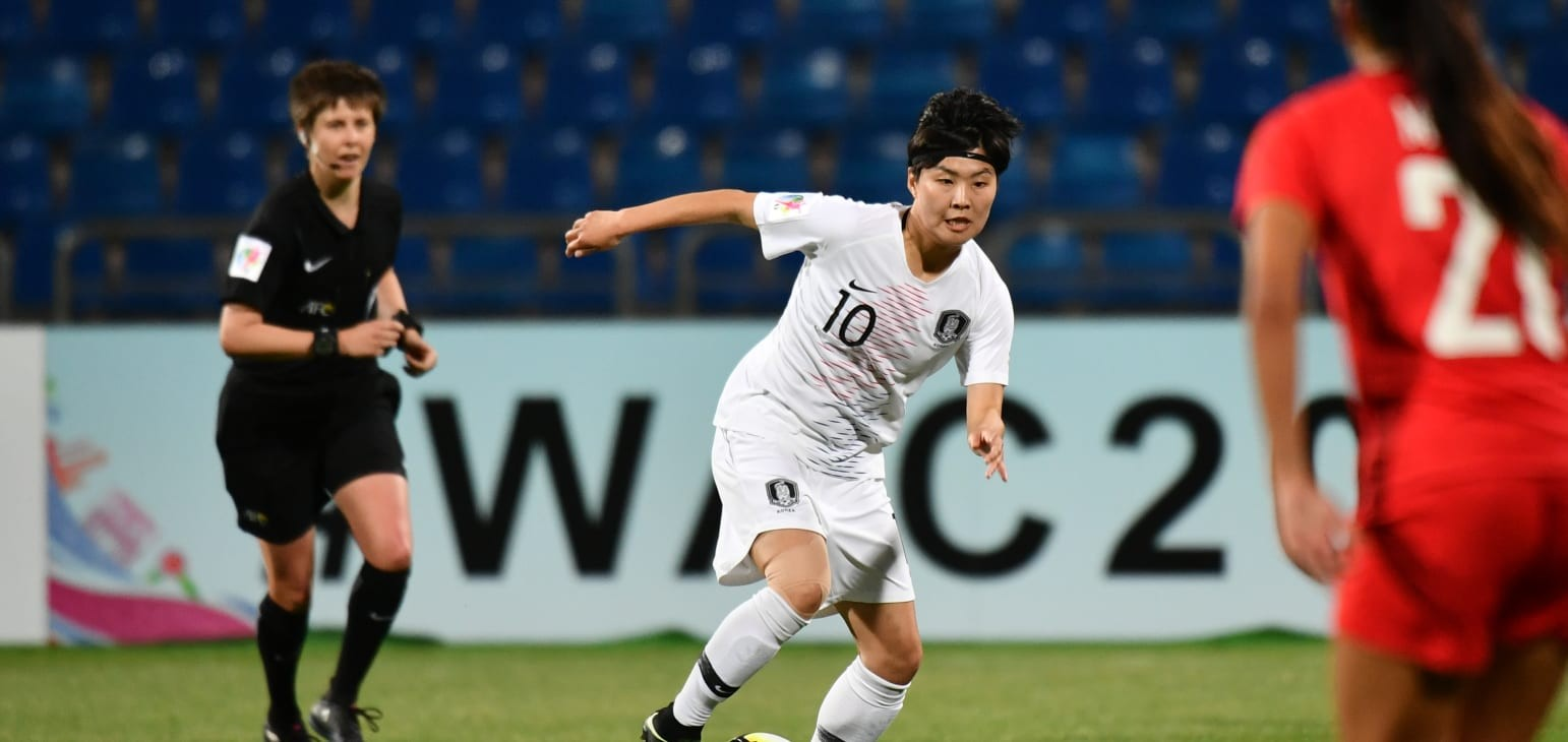 Korean stars named in Cup of Nations squad