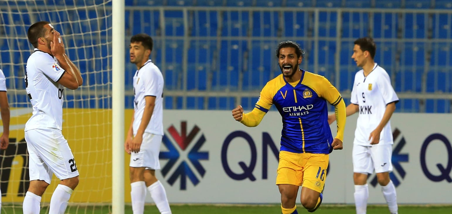 Play-off: Al Nassr 4-0 AGMK FC