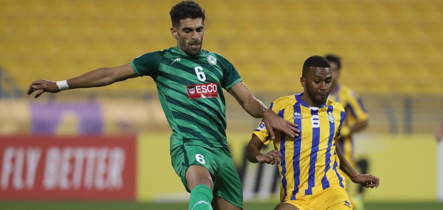 Play-off: Al Gharafa 2-3 Zobahan FC