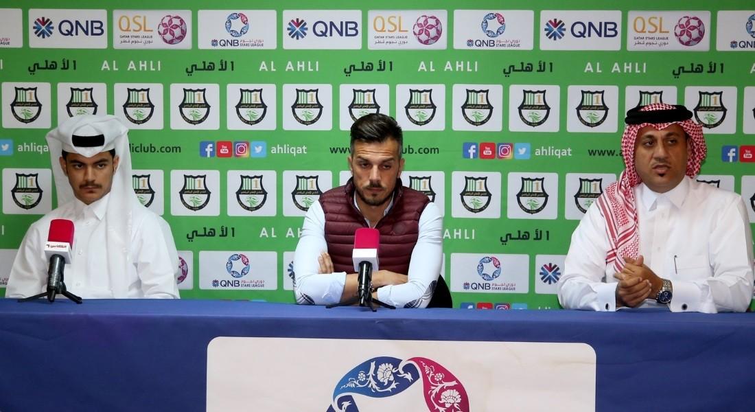 We can beat Al Sailiya: Al Ahli coach Ruben de la Barrera
