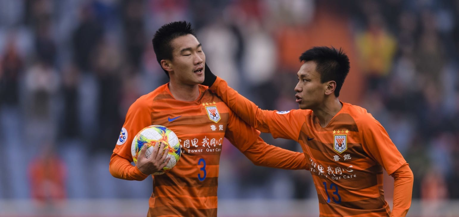 Liu Junshuai: I was in the right place, at the right time