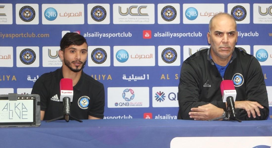 We'll do our best to beat Al Ahli: Al Sailiya coach Trabelsi
