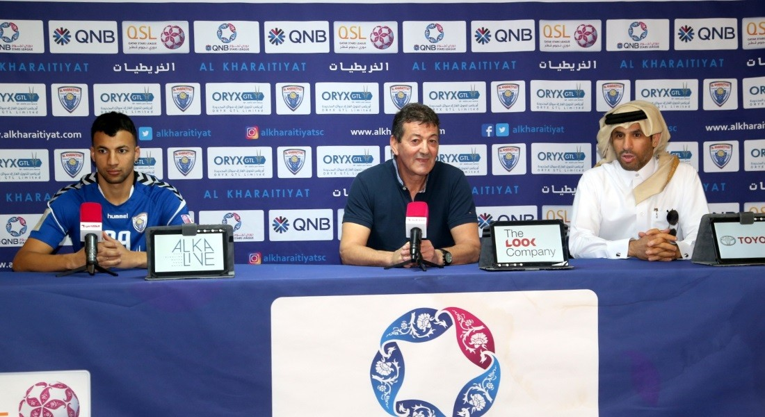 Our goal is to stay away from last position: Al Kharaitiyat fitness coach Badarudeen
