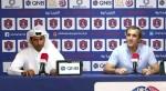We're prepared for Al Arabi: Al Shahania coach Murcia