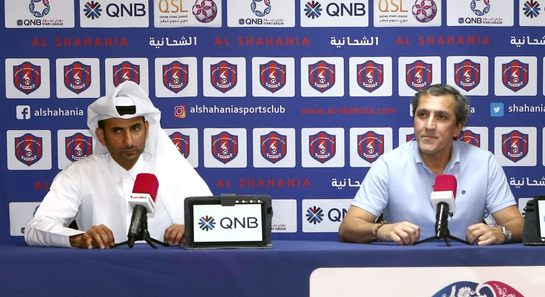 We're prepared for Al Arabi: Al Shahania coach Murcia