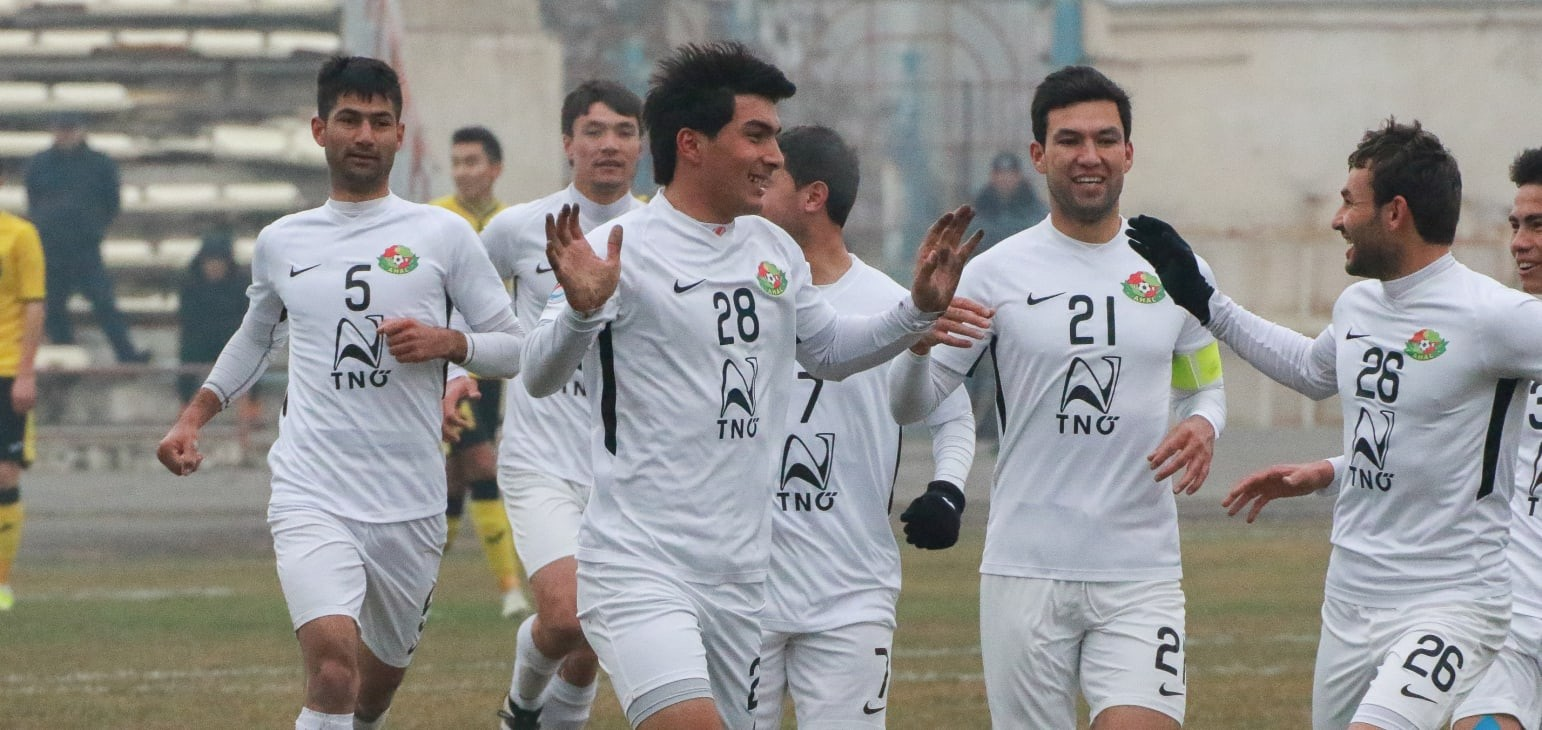 Preliminary Stage - 1st Leg: FC Alay 1-2 FC Ahal