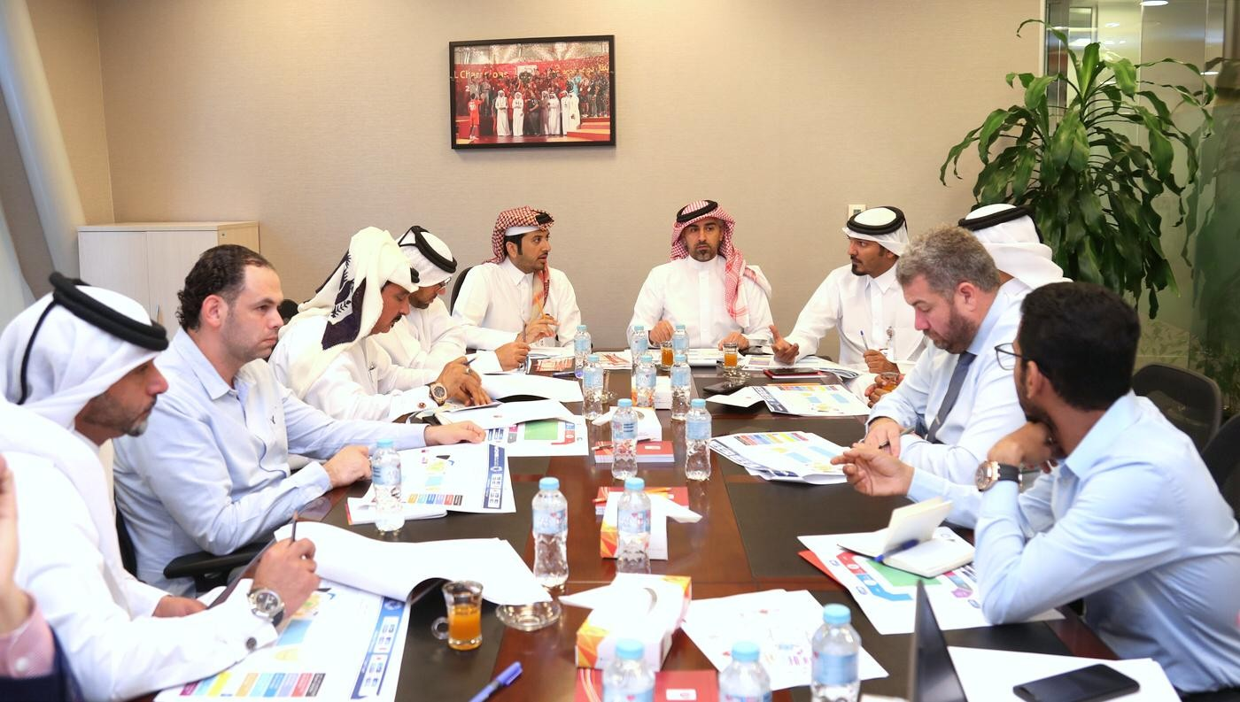 QSL holds Co-ordination Meeting ahead of Week 17 signature matches