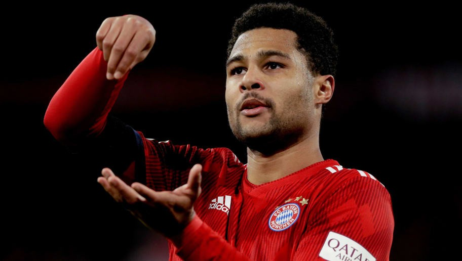 Why Bayern Munich Star Serge Gnabry Decided to Leave Arsenal in 2016