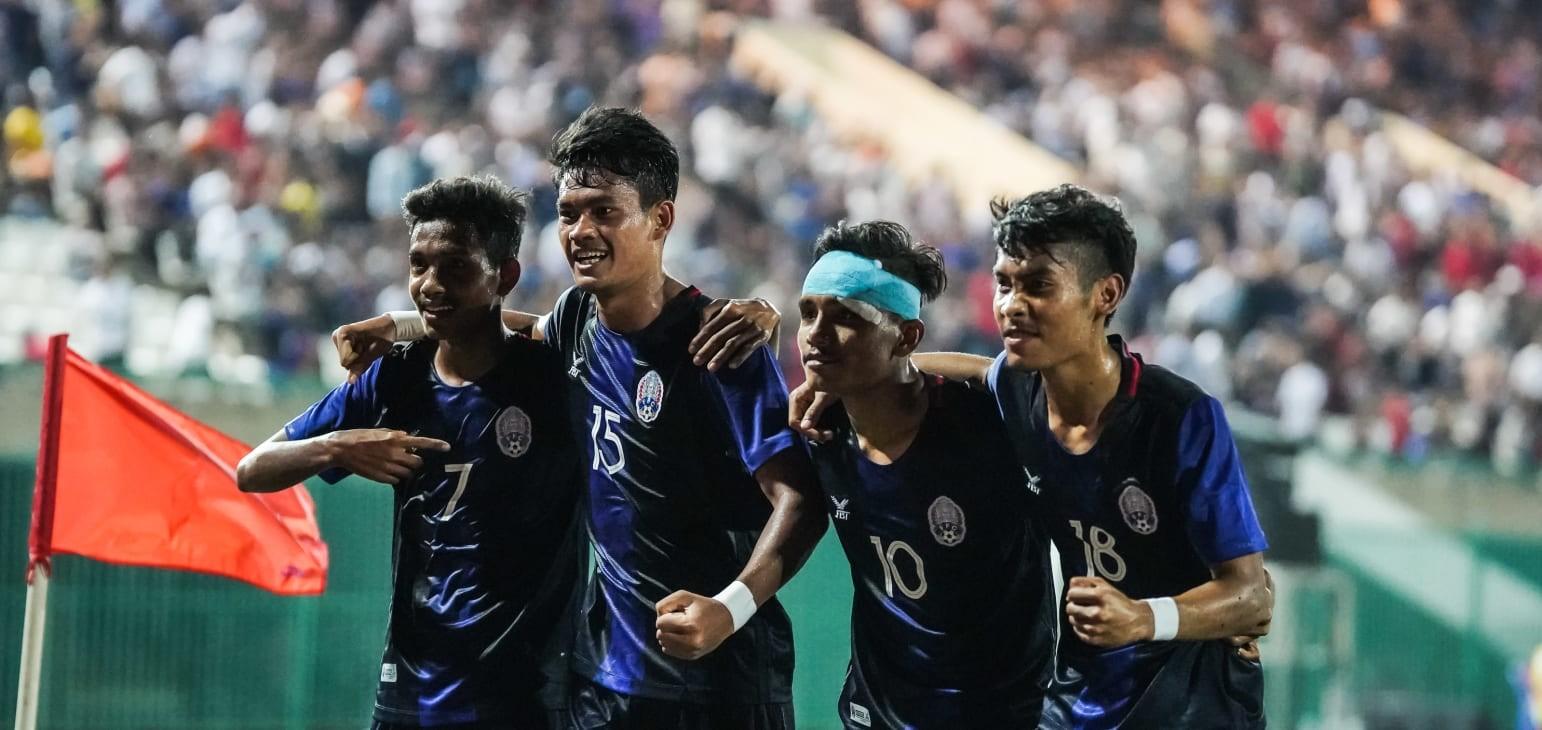 Cambodia seal semis berth as Malaysia, Indonesia share points
