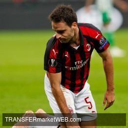 AC MILAN plan extension talks with long-term injured BONAVENTURA