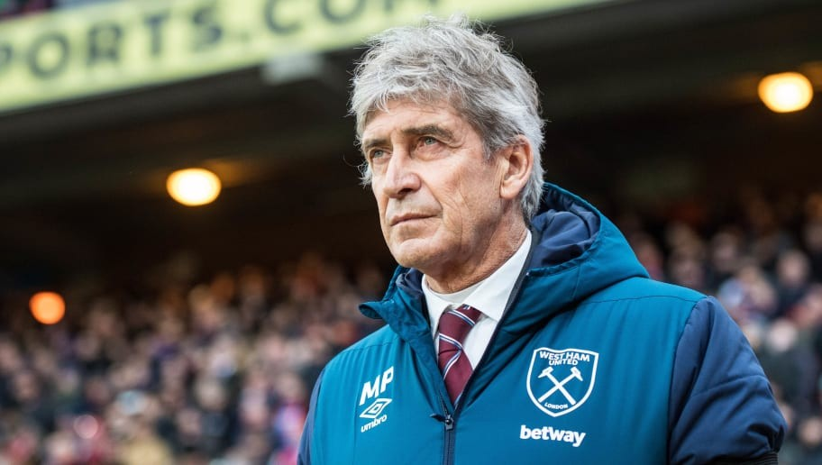 Manuel Pellegrini Provides Fitness Update on Manuel Lanzini & Samir Nasri Ahead of Fulham Game