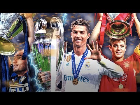 10 Players Who Single-Handedly Won The Champions League!