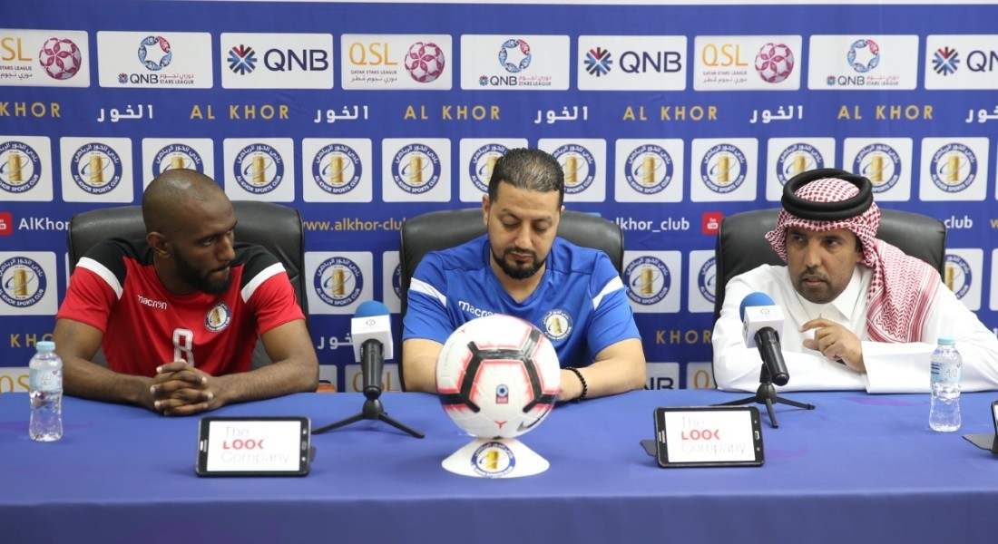 We feel the importance of beating Qatar SC: Al Khor assistant coach Najhi