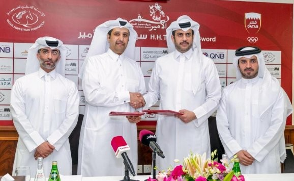 QNB, QEF sign sponsorship deal
