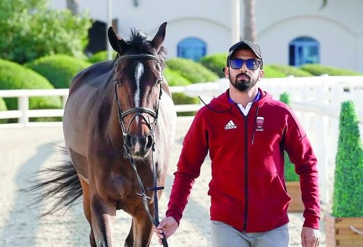 Show Jumping: Amir's Golden Sword Championship starts today