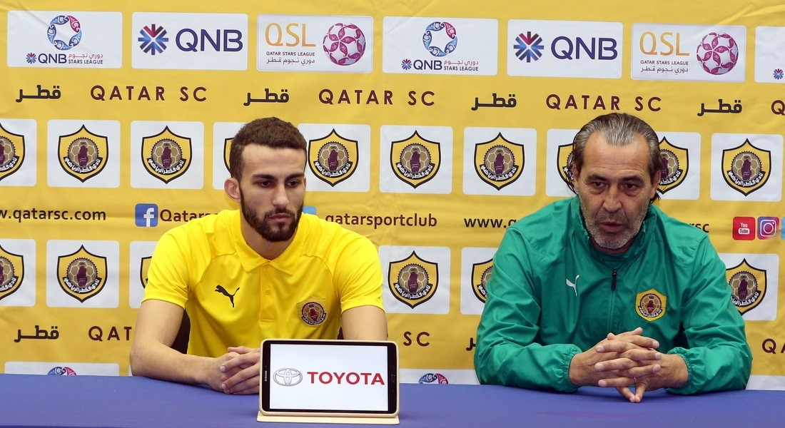 Al Khor game difficult for us: Qatar SC coach Batista