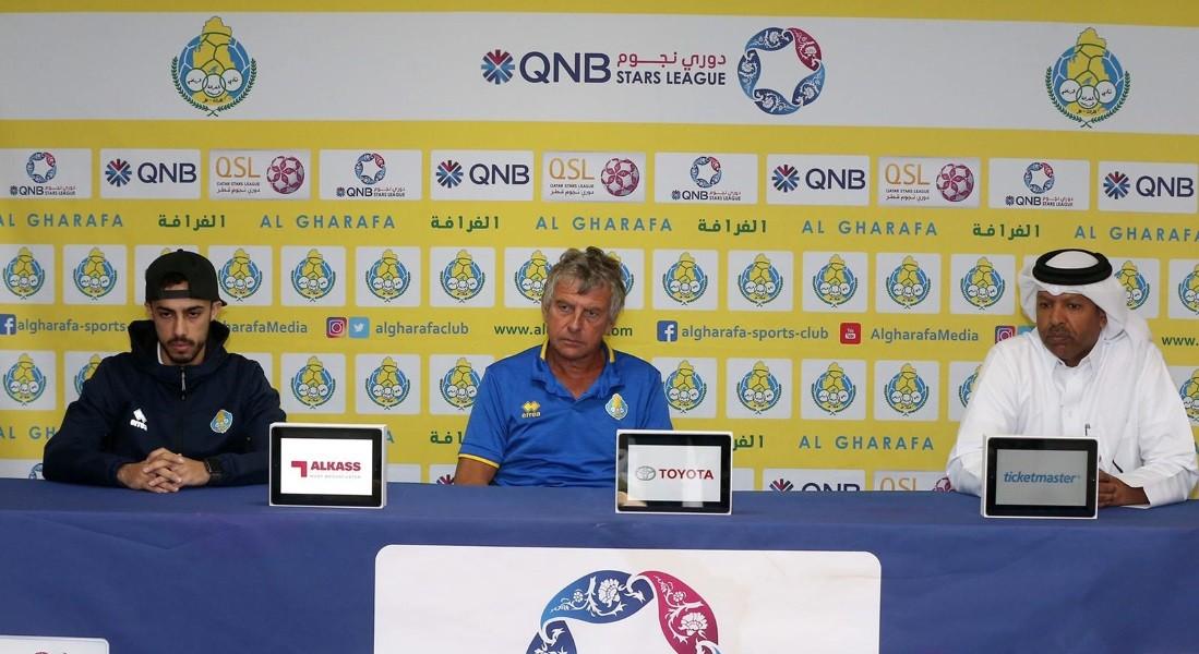 We must react strongly against Al Duhail: Al Gharafa coach Gourcuff