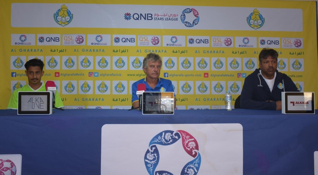 We've to play with great concentration: Al Gharafa coach Gourcuff
