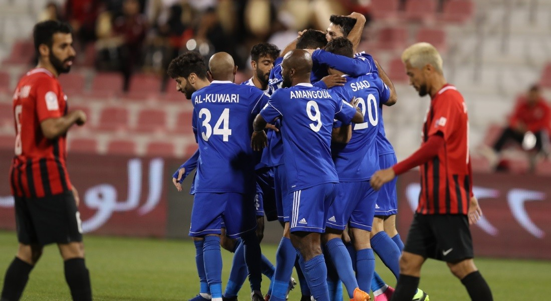 QNB Stars League Week 18 – Al Shahania 3 Al Rayyan 0