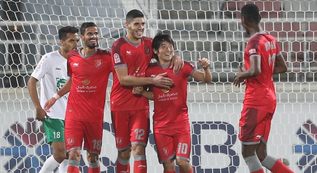 QNB Stars League Week 18 – Al Duhail 6 Al Ahli 0