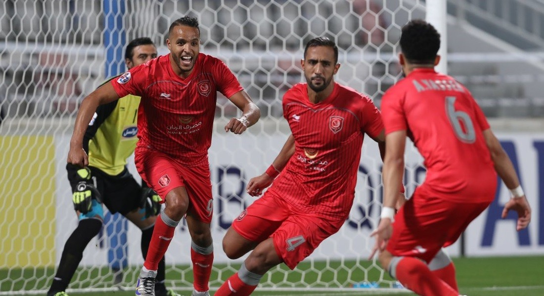 Al Duhail down Esteghlal in AFC Champions League