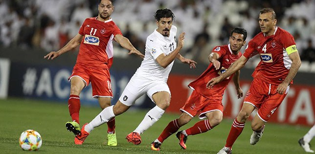 Bounedjah: The game was very tough, it is my duty to score in every game