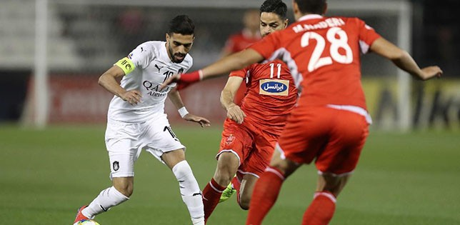 Hassan Al-Haydos: The late goal is a reflection of our desire to win