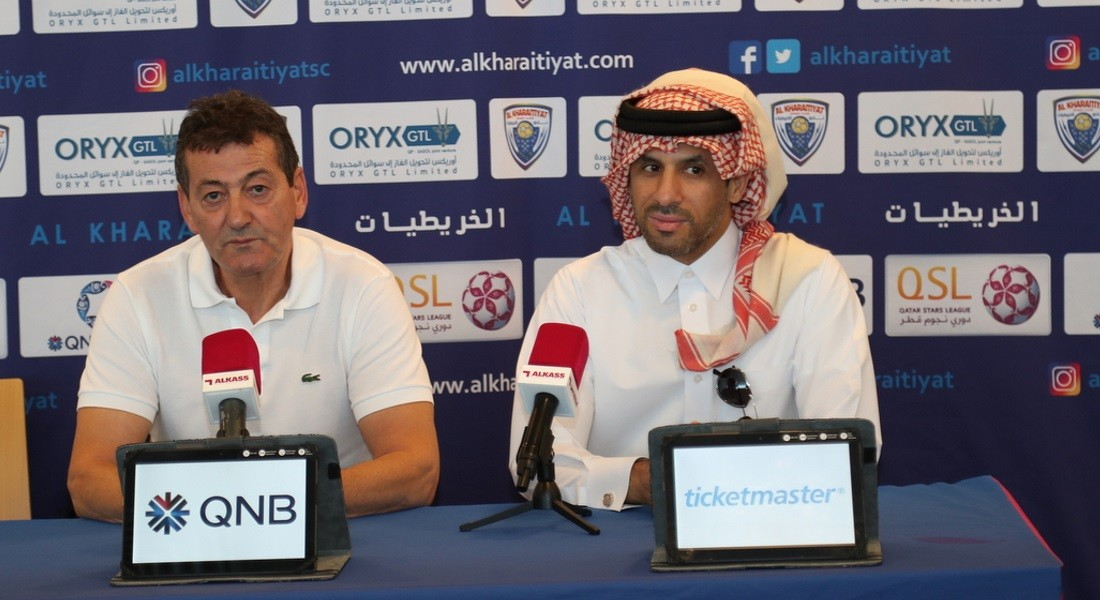 We've high hopes of staying in top flight: Al Kharaitiyat fitness coach Badarudeen